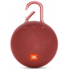 Колонка портативная Bluetooth JBL Clip 3 Fiesta Red (JBLCLIP3RED)