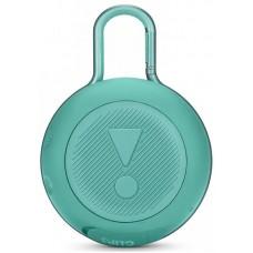 Колонка портативная Bluetooth JBL Clip 3 River Teal Turquoise (JBLCLIP3TEAL)