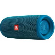 Колонка портативная Bluetooth JBL Flip 5 Eco Edition Blue (JBLFLIP5ECOBLU)