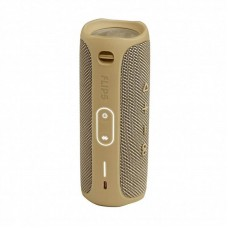 Колонка портативная Bluetooth JBL Flip 5 Sand Beige (JBLFLIP5SAND)