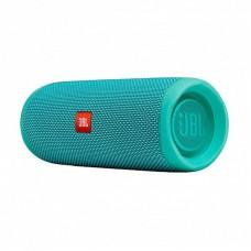 Колонка портативная Bluetooth JBL Flip 5 Teal Turquoise (JBLFLIP5TEAL)