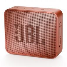 Колонка портативная Bluetooth JBL GO 2 Sunkissed Cinnamon Pink (JBLGO2CINNAMON)