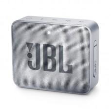 Колонка портативная Bluetooth JBL GO 2 Ash Grey (JBLGO2GRY)
