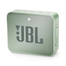 Колонка портативная Bluetooth JBL GO 2 Seafoam Mint (JBLGO2MINT)