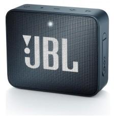 Колонка портативная Bluetooth JBL GO 2 Slate Navy Blue (JBLGO2NAVY)