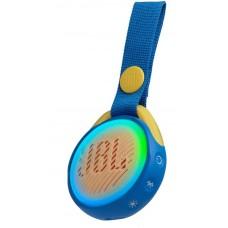 Колонка портативная Bluetooth JBL JR POP Cool Blue (JBLJRPOPBLU)