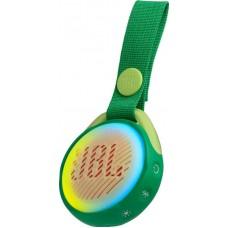 Колонка портативная Bluetooth JBL JR POP Froggy Green (JBLJRPOPGRN)