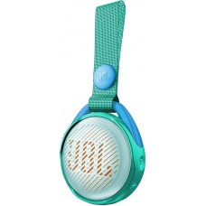 Колонка портативная Bluetooth JBL JR POP Aqua Teal Turquoise (JBLJRPOPTEL)