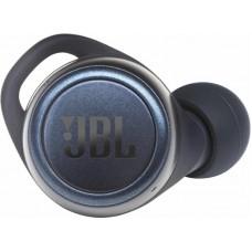 Наушники гарнитура вакуумные Bluetooth JBL Live 300TWS Blue (JBLLIVE300TWSBLU)
