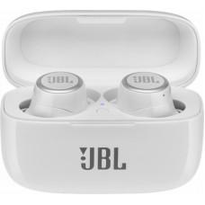 Наушники гарнитура вакуумные Bluetooth JBL Live 300TWS White Gloss (JBLLIVE300TWSWHT)
