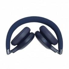 Наушники гарнитура накладные Bluetooth JBL Live 400BT Blue (JBLLIVE400BTBLU)