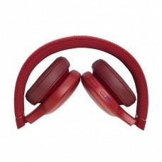 Наушники гарнитура накладные Bluetooth JBL Live 400BT Red (JBLLIVE400BTRED)