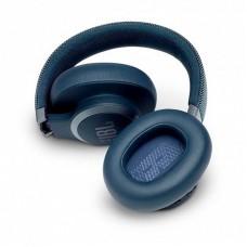Наушники гарнитура накладные Bluetooth JBL Live 650BTNC Blue (JBLLIVE650BTNCBLU)