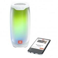 Колонка портативная Bluetooth JBL Pulse 4 White (JBLPULSE4WHT)