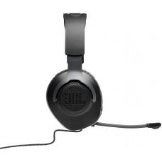 Наушники гарнитура накладные JBL Quantum 100 Black (JBLQUANTUM100BLK)