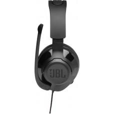 Наушники гарнитура накладные JBL Quantum 300 Black (JBLQUANTUM300BLK)