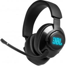 Наушники гарнитура накладные JBL Quantum 400 Black (JBLQUANTUM400BLK)