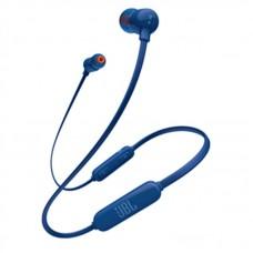 Наушники гарнитура вакуумные Bluetooth JBL T110BT Blue (JBLT110BTBLU)