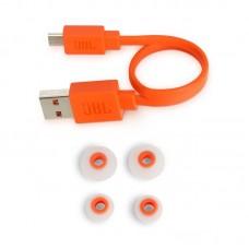 Наушники гарнитура вакуумные Bluetooth JBL T110BT White (JBLT110BTWHT)