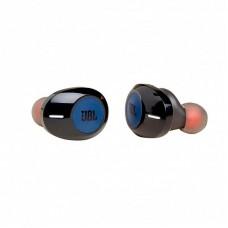 Наушники гарнитура вакуумные Bluetooth JBL T120TWS Blue (JBLT120TWSBLU)