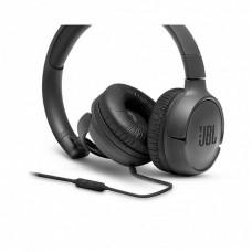 Наушники гарнитура накладные JBL T500 Black (JBLT500BLK)