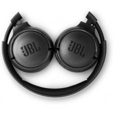 Наушники гарнитура накладные Bluetooth JBL T500BT Black (JBLT500BTBLK)