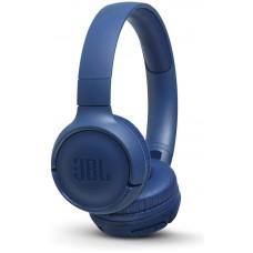 Наушники гарнитура накладные Bluetooth JBL T500BT Blue (JBLT500BTBLU)