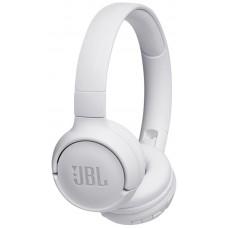 Наушники гарнитура накладные Bluetooth JBL T500BT White (JBLT500BTWHT)