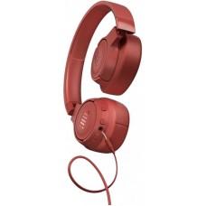 Наушники гарнитура накладные Bluetooth JBL Tune 750BTNC Coral Orange (JBLT750BTNCCOR)