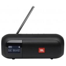 Колонка портативная Bluetooth JBL Tuner 2 Black (JBLTUNER2BLK)