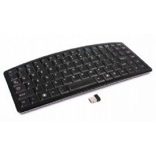 Клавиатура Gembird KB-6016-RUA Black Wireless