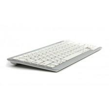 Клавиатура Gembird KB-6411BT-UA Bluetooth Grey
