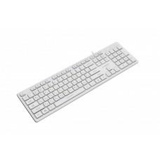Клавиатура Gembird KB-UML3-01-W-RU White USB