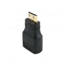 Адаптер HDMI-miniHDMI Extradigital Black (KBH1652)