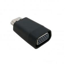 Адаптер HDMI-VGA Extradigital Black (KBH1688)