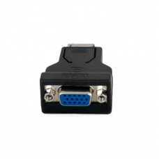 Адаптер DisplayPort-VGA Extradigital Black (KBV1756)