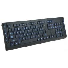Клавиатура A4Tech KD-600L Led Black USB
