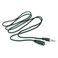 Кабель Audio 3.5мм-3.5мм PowerPlant 1m Black (KD00AS1264)