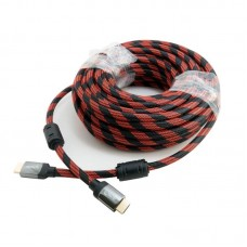 Кабель Extradigital (KD00AS1517) HDMI-HDMI 20m Black/Red