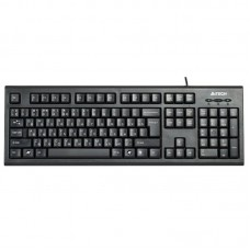 Комплект клавиатура + мышь A4Tech KR-8520D Black USB