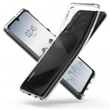 Чехол накладка TPU Spigen Liquid Crystal для Huawei P30 Transparent (L38CS25736)
