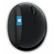 Мышь Wireless Microsoft Sculpt Ergonomic (L6V-00005) Black USB