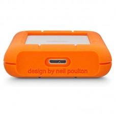 "Внешний жесткий диск HDD 2.5"" USB 3.0 2Tb LaCie Rugged Mini Orange (LAC9000298)"