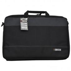 Сумка для ноутбука Lobster LBS17T2B 17 Black/Grey