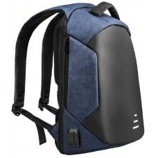 Рюкзак для ноутбука Zupo Crafts ZC-05 антивор 15 Blue (LP11588)