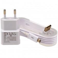 Зарядное устройство сетевое LogicPower 1USB2A АС-003 White (LP4097) + cable MicroUSB