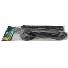 Сетевой фильтр LogicPower 5 розеток 3m 10A LP-X5 Black (LP9590)