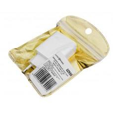 Адаптер сетевой LogicPower QC3.0 1USB 3A АС-011 White (LP9623)