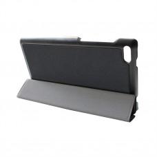 Чехол книжка PU Grand-X для Lenovo Tab 4 7 TB-7504X Black
