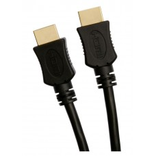Кабель HDMI-HDMI Tecro v.1.4 1.5m Black (LX 01-50)